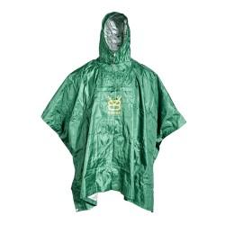 Poncho pluie KBA.1 VERT